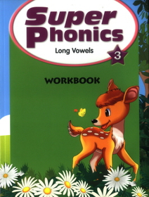 Super Phonics 3 : Workbook (Paperback)