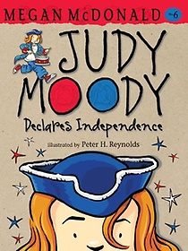 """<font title=""""Judy Moody #6: Judy Moody Declares Independence (Paperback/ Reissue Edition)"""">Judy Moody #6: Judy Moody Declares Indep...</font>"""