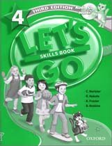 Let's Go 4 (3rd Edition) - Skills Book with Audio CD (Paperback)