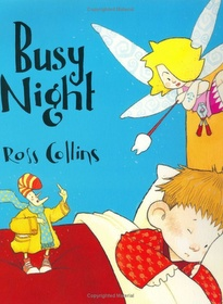 Busy Night (Paperback)