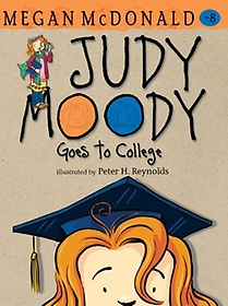 """<font title=""""Judy Moody #8: Judy Moody Goes to College (Paperback/ Reissue Edition)"""">Judy Moody #8: Judy Moody Goes to Colleg...</font>"""