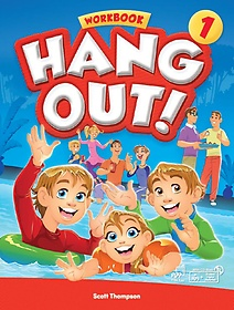 """<font title=""""Hang Out! 1: Work Book (Paperback+MP3 CD)"""">Hang Out! 1: Work Book (Paperback+MP3 CD...</font>"""