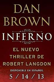 Inferno (Hardcover) - Spanish Edition