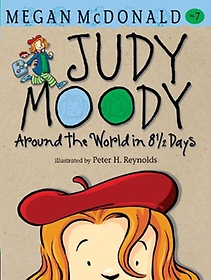 """<font title=""""Judy Moody #7: Judy Moody Around the World in 8 1/2 Days (Paperback/ Reissue Edition)"""">Judy Moody #7: Judy Moody Around the Wor...</font>"""