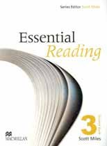 """<font title=""""Essential Reading, Level 3 - Student Book (Paperback)"""">Essential Reading, Level 3 - Student Boo...</font>"""