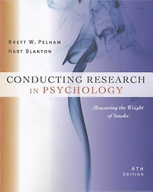 "<font title=""Conducting Research in Psychology (Paperback / 4th Ed.)"">Conducting Research in Psychology (Paper...</font>"