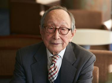 """98세 철학자 김형석 """"너무 일찍 성장 포기하는 '젊~"""