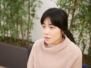 """소설가 김숨 """"인간과 사람 사이의 미묘한 차이… 소~"""