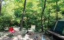 야생 캠핑이 적격인 방태산자연휴양림야영장
