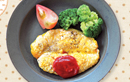 콜레스테롤을 낮추는 치킨 피카타 정식