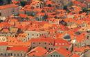 성곽도시 크로아티아 두브로브니크
