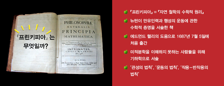 프린키피아를 정의한다!