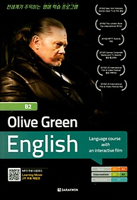 Olive Green English B2(Intermediate)