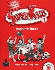 Superkids(New) 1. AB