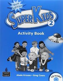 Superkids(New) 2. AB