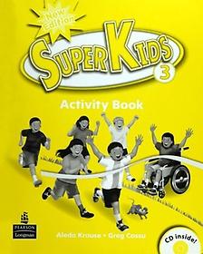 Superkids(New) 3. AB