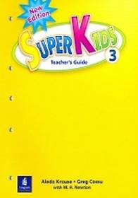 Superkids(New) 3. TG