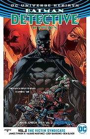 "<font title=""배트맨: 디텍티브 코믹스 Vol. 2: 빅팀 신디케이트"">배트맨: 디텍티브 코믹스 Vol. 2: 빅팀 신...</font>"