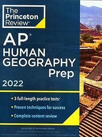 """<font title=""""Princeton Review AP Human Geography Prep, 2022"""">Princeton Review AP Human Geography Prep...</font>"""