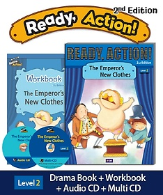 """<font title=""""Ready Action. 2: The Emperor"""