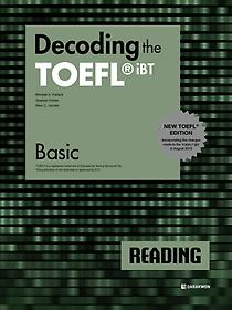 "<font title=""Decoding the TOEFL iBT Reading Basic(New TOEFL Edition)"">Decoding the TOEFL iBT Reading Basic(New...</font>"