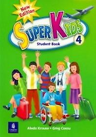 Superkids(New) 4. SB