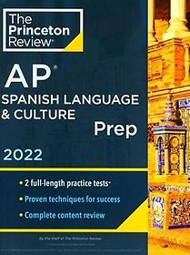 "<font title=""Princeton Review AP Spanish Language & Culture Prep, 2022"">Princeton Review AP Spanish Language & ...</font>"