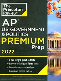 "<font title=""Princeton Review AP U.S. Government & Politics Premium Prep 2022"">Princeton Review AP U.S. Government & Po...</font>"