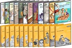 """<font title=""""EBS 초목달 Saturn(새턴) 스토리북 + 워크북 6개월 세트 Level 6"""">EBS 초목달 Saturn(새턴) 스토리북 + 워크...</font>"""