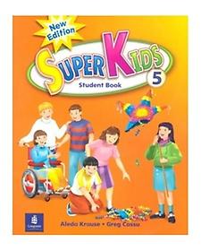 Superkids(New) 5. SB