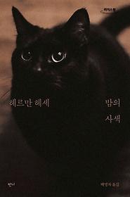 밤의 사색(큰글자도서)
