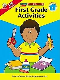 HomeWorkbooks - First Grade Activities 1(Early Skills)