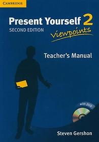 "<font title=""Present Yourself Level. 2 Teacher"