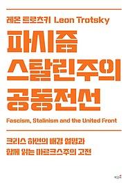 파시즘, 스탈린주의, 공동전선