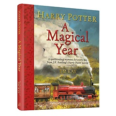"""<font title=""""Harry Potter - A Magical Year: The Illustrations of Jim Kay"""">Harry Potter - A Magical Year: The Illus...</font>"""