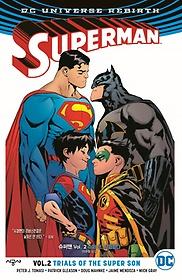 슈퍼맨 Vol. 2: 슈퍼 선, 시험받다