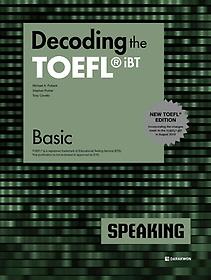"<font title=""Decoding the TOEFL iBT Speaking Basic(New TOEFL Edition)"">Decoding the TOEFL iBT Speaking Basic(Ne...</font>"