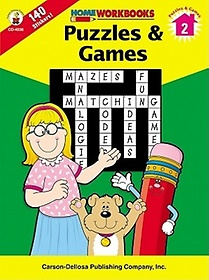 HomeWorkbooks - Puzzles & Games 2 (Puzzles & Games)