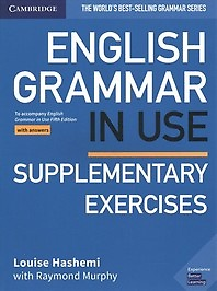 """<font title=""""English Grammar in Use Supplementary Exercises Book with Answers"""">English Grammar in Use Supplementary Exe...</font>"""
