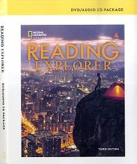 Reading explorer 4 (1 DVD+ 3 AUDIO CDs)