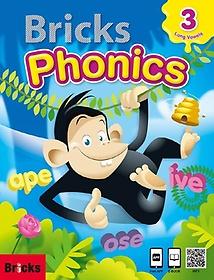 Bricks Phonics SB 3 (SB+E.CODE+APP)