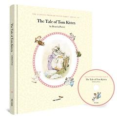 "<font title=""The Tale of Tom Kitten(톰 키튼 이야기)(영문판)"">The Tale of Tom Kitten(톰 키튼 이야기)(...</font>"