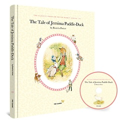 """<font title=""""The Tale of Jemima Puddle Duck(제미마 퍼들덕 이야기)(영문판)"""">The Tale of Jemima Puddle Duck(제미마 퍼...</font>"""