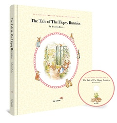 """<font title=""""The Tale of The Flopsy Bunnies(플롭시 아기 토끼들 이야기)(영문판)"""">The Tale of The Flopsy Bunnies(플롭시 아...</font>"""