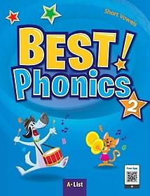 Best Phonics 2 SB (with App)
