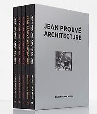 """<font title=""""Jean Prouve Architecture - Coffret 3 (5 Vol) /Francais/Anglais"""">Jean Prouve Architecture - Coffret 3 (5 ...</font>"""
