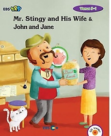 """<font title=""""Mr. Stingy and His Wife & John and Jane 스토리북(Level 2)"""">Mr. Stingy and His Wife & John and Jane ...</font>"""