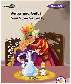 "<font title=""Water and Salt & New Store Saturday 스토리북(Level 2)"">Water and Salt & New Store Saturday 스토...</font>"