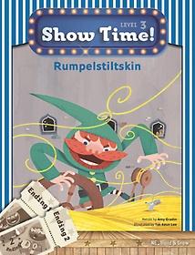 """<font title=""""Show Time! Level 3: Rumpelstiltskin 세트(SB+WB)"""">Show Time! Level 3: Rumpelstiltskin 세트...</font>"""