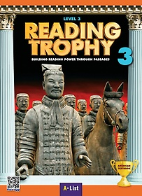 Reading Trophy. 3 with App(Level 3)